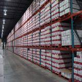 Cremalheira de aço de aço seletiva da pálete do armazém de armazenamento de China