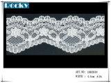 Prezzo più poco costoso dell'iarda del merletto del jacquard dalla fabbrica del merletto