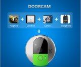 Alarme sem fio Doorcam de Bell de porta HD WiFi com APP