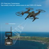 259506g-5.8g Fpv RC Quadcopter met de Vastgestelde Hoge Functie In real time van de Camera 2.0MP HD en van de Barometer
