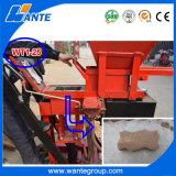 Machine écologique durable de bloc de la terre de la qualité Wt1-25 Eco Brava