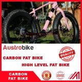 """26 """"カーボンSram 11の速度の脂肪質のバイクカーボンFatbike"""