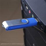 携帯電話のためのカスタムロゴのギフトOTG USBのフラッシュ駆動機構