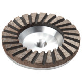 Grinding em forma de leque Wheel para Polishing Stone