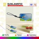 Scheda a resina epossidica personalizzata di figura irregolare NFC di RFID