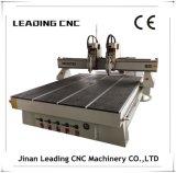 기계 목제 작동되는 기계 (GX1530)를 새기는 다중 스핀들 나무 CNC