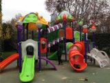 Plastic Dia's van de Speelplaats van het Pretpark van kinderen De OpenluchtYl- C093