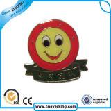 Insigne bon marché de Pin de coutume de vente en gros d'usine de Fuzhou