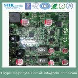 Assemblée de carte électronique (carte) avec les composants électroniques