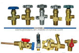 O2/C2h2ガスポンプのための高圧減圧弁
