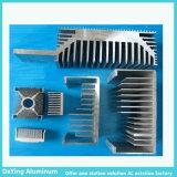 Metallo professionale della fabbrica che elabora l'espulsione di alluminio industriale eccellente di trattamento di superficie