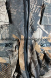 Pescando el chaleco, buscando color del camuflaje del chaleco