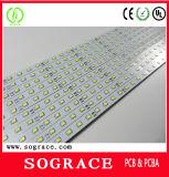 Aluminium LED der Qualitäts-2835 Schaltkarte-steifer Stab