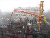 Asta di collocazione concreta usata per il trasporto concreto