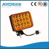 Carros, coches, nueva LED lámpara campo a través de los vehículos