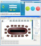 Strumentazione di voto della sala per conferenze di Singden con ccc, Ce, RoHS (SM222)