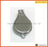 Regalos Pocket de la promoción del encadenamiento dominante del espejo y de la cizalla de clavo fijados (JINJU16-069)