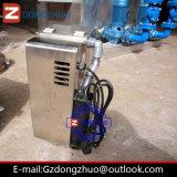 オイルのリサイクルのためのオイルの抽出機械