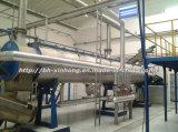 높은 단백질 어분과 어유 공장