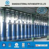 Цилиндр газа жидкого азота безшовный