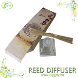 Fabricant de Fragrance Aroma Diffuseur avec rotin Reed Sticks, Style Mediterranean Beach (type classique)
