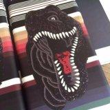 Caso plástico del dinosaurio divertido estupendo caliente de la historieta para iPhone6