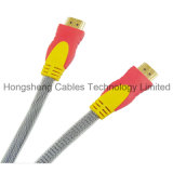 Steun de van uitstekende kwaliteit 3D 2160p Ethernet van de Kabel HDMI voor Verkoop