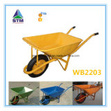 Wheelbarrow de venda superior da construção dos produtos