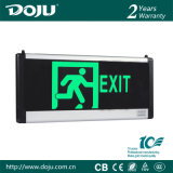DJ-01A Patented Product Flameresistant Material Automatic LED Emergency Light con i CB