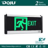 Indicatore luminoso dell'uscita di sicurezza di DJ-01A con i CB