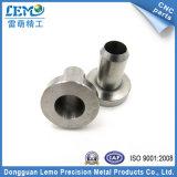 Piezas de aluminio de la máquina del CNC con el claro anodizado