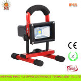 Bewegliches Multifunction Rechargeable 10W LED Flood Lamp