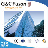 Paneles de pared de aluminio de la cortina de la fábrica de Guangzhou