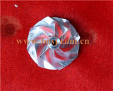 ターボ鋼片の圧縮機の車輪Rhg6適当なVd53 Cidb 114400-3980 VxdhのターボチャージャーのChraの高性能のインペラー