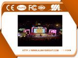 2016 pantalla de visualización de alquiler de interior caliente de LED de los productos P3.91 RGB