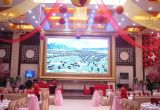 고해상 P6 SMD 및 Sale를 위한 DIP Outdoor LED Display