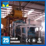 Máquina de fatura de tijolo concreta automática do Paver do cimento da construção