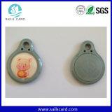 Proximidad RFID T5577 F08 Keyfob elegante