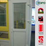 PVCフレームの表玄関デザインの、内部および外部フレンチドア映像