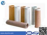 Polyimide 먼지 필터 직물 P84 먼지 여과 백