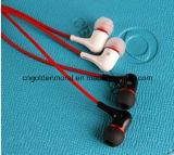 Os fones de ouvido com o Muff da orelha do silicone com orelha confortável derrubam vendas por atacado