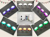 PC 10W E27 Bluetooth bulbo Speaker LED Bulb Lights