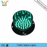 Indicatore luminoso chiaro giallo del segnale stradale del modulo 100mm di IP68 LED
