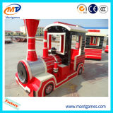 Sale Trackless Train Ride Classical Antique Trainのための子供Amusement Park Rides