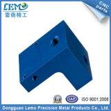 高精度CNCの機械化の部品(LM-019A)をめっきする亜鉛