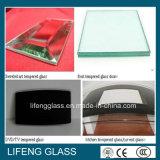 台所炊事道具の家庭電化製品のための曲げられたガラス