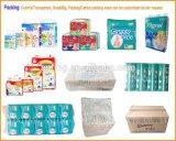 OEM 구매자 디스트리뷰터 도매업자 중국에 있는 처분할 수 있는 아기 기저귀 제조자