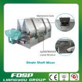 Bonne machine de mélangeur d'engrais organique de stabilité