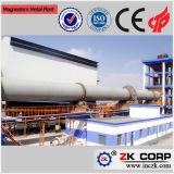 높은 산출 플랜트를 만드는 에너지 절약 마그네슘 금속