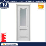 Hölzerner Innenraum-feste hölzerne Panel Belüftung-Glas-außentür